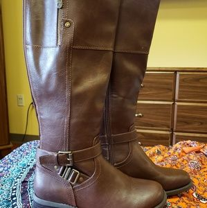 G by Guess knee boots size 8 NEW